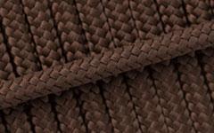 Hundehalsband - Tau - Farbe: Braun