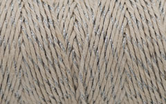 Hundeleine - Takling - Farbe 1 - Farbe 1: Silber Metallic