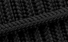 Hundeleine - Tau - Farbe: Schwarz