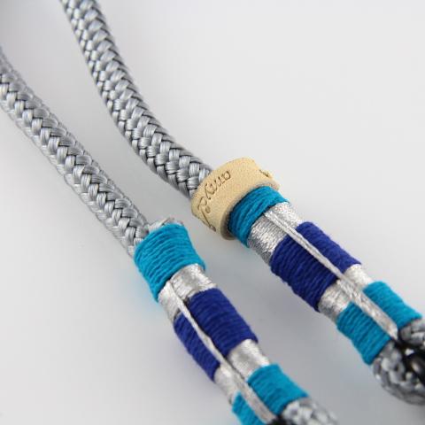 Tauleine-grau-türkis-dunkelblau-silber