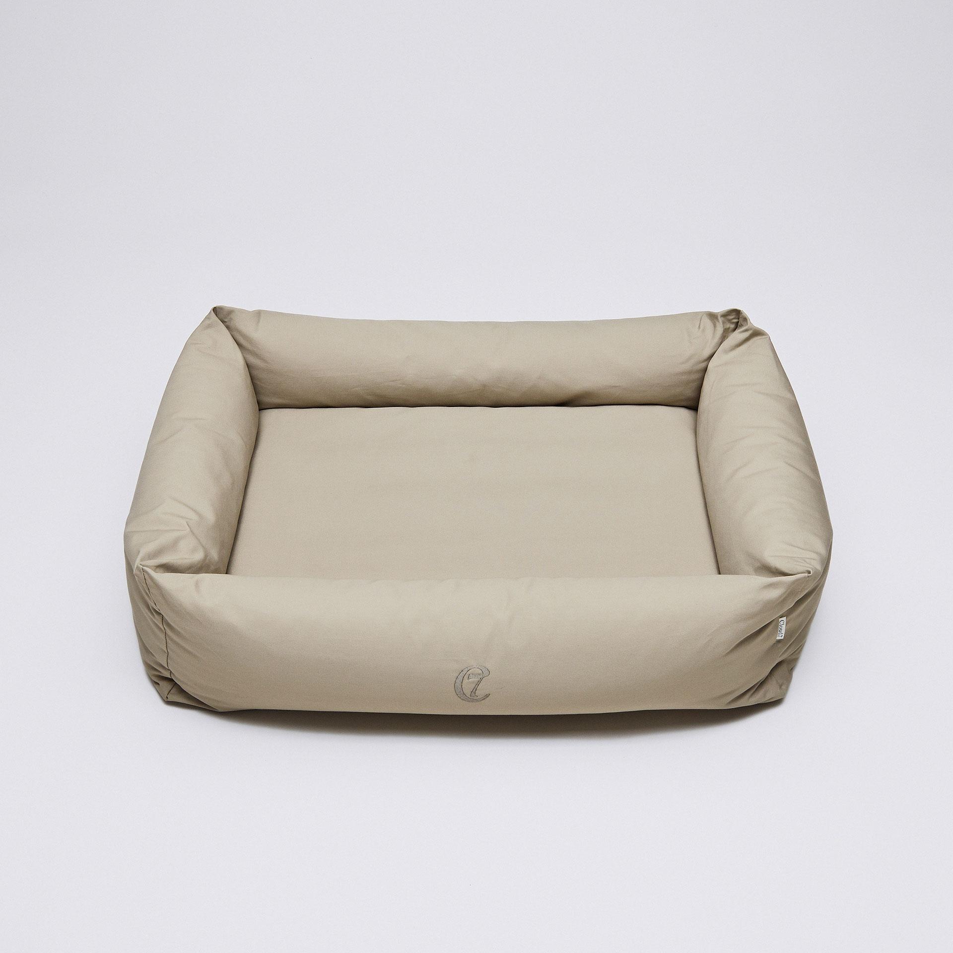 hundebett von cloud7 organic canvas sleepy sand gr s amy friends. Black Bedroom Furniture Sets. Home Design Ideas