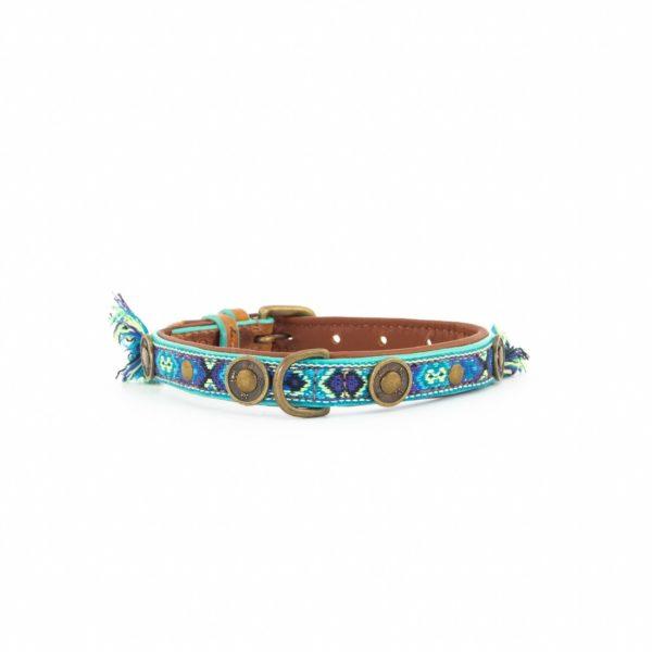 Hundehalsband-dwam-Boho Juan 2cm