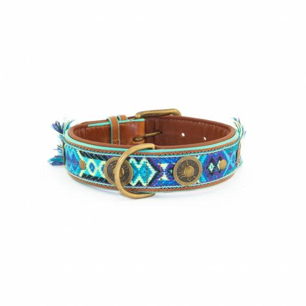 Hundehalsband-dwam-Boho Juan 4 cm