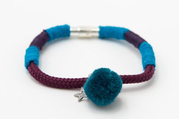 Armband-produkt-aubergine-türkis-purple