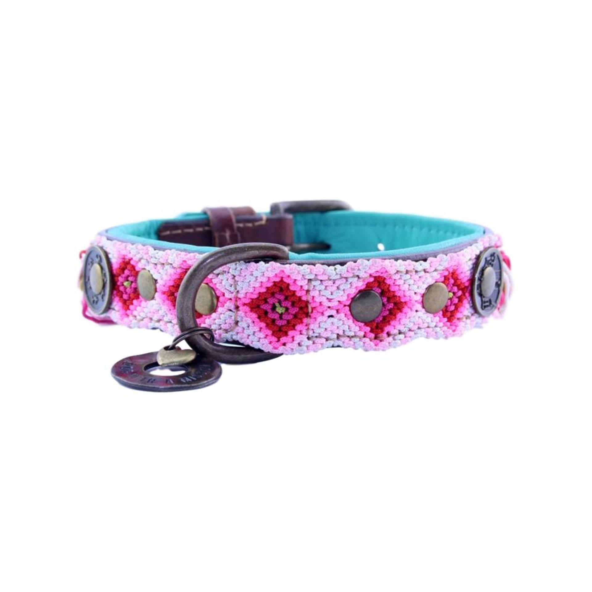 Hundehalsband-dwam-gypsy-lucky-bloom-m
