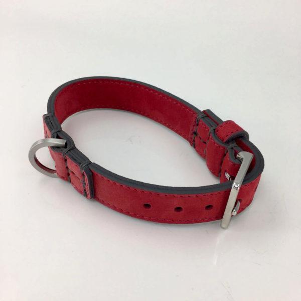 Hundehalsband-schröders-hund-fuchsia
