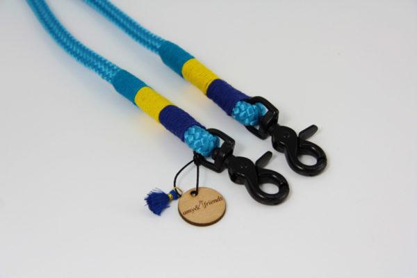 Tauleine-amy-and-friends-ozean-blau-dunkelblau-gelb-türkis