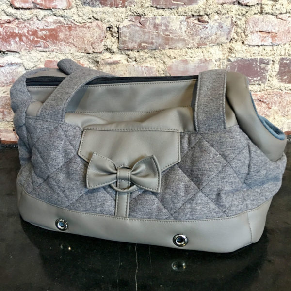 Hundetasche-dogs-in-the-city-taupe-grau
