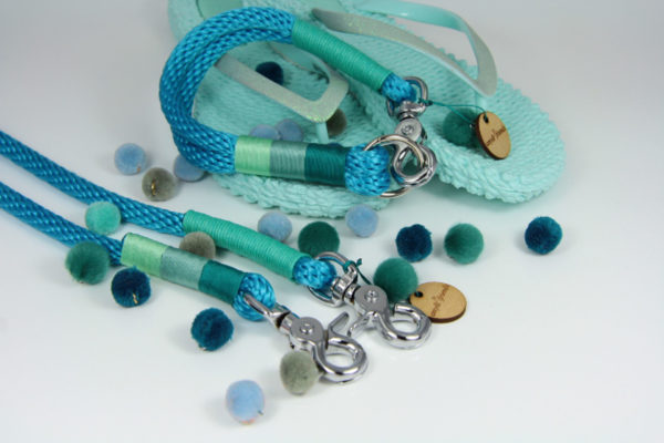 tauhalsband-amy-and-friends-ozean-blau-grün-türkis-mint