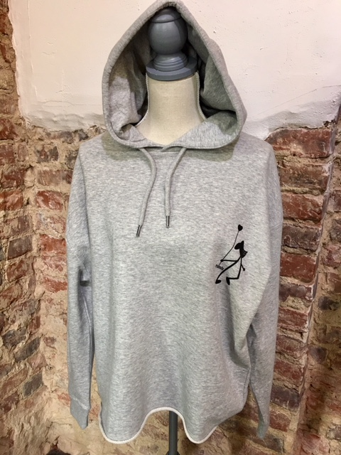 Statement-hoodie-amy-and-friends-grau