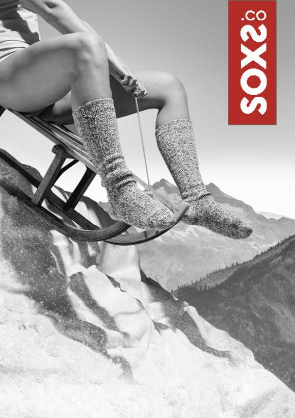 SOXS.CO – HIPPIE SCHAFWOLLSOCKEN